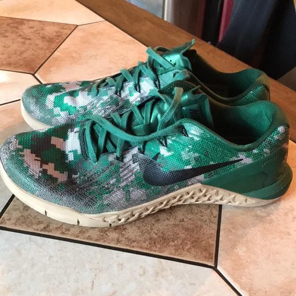 Nike Shoes | Nike Metcon 3 Camo | Poshmark